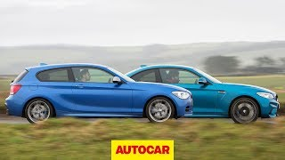 Tuned 390bhp BMW M135i takes on M2 | Autocar