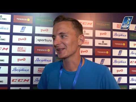Игорь Еронко о Sochi Hockey Open - 2019