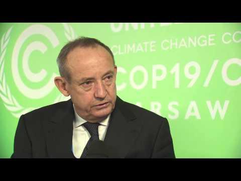 COP19: Yvo de Boer, Special Global Advisor, Climate Change & Sustainability, KPMG