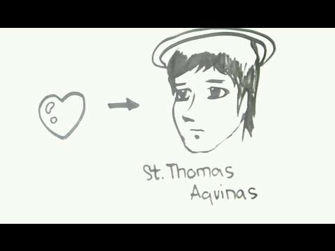 an analysis of the philosophy of thomas aquinas Brief introduction to the philosophy of saint thomas aquinas 1.