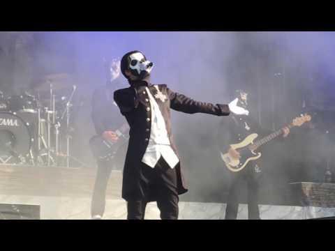 Ghost Square Hammer Live Aftershock Festival Sacramento CA 2016