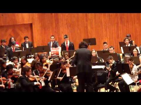 ORQUESTA SINFONICA TLALPAN OLLIN YOLIZTLY DIC 2014 2PARTE