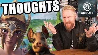 UBISOFT E3 2019 CONFERENCE (Thoughts) - Happy Console Gamer