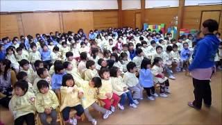 2013/12/25 2学期終業式