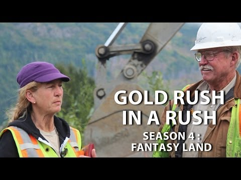 Gold Rush - Fantasy Land (Season 4, Episode 14) - Gold Rush in a Rush Recap