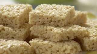 Dessert Recipes - How to Make Marshmallow Treats