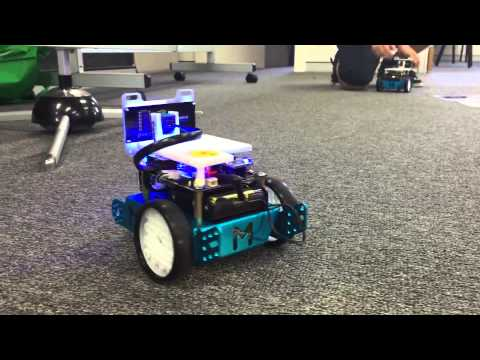 Robot programming project