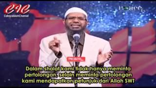 pria katholik bertanya kenapa islam berdoa 5 kali DR zakir naik