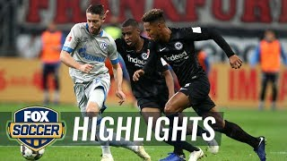 Eintracht Frankfurt vs. FC Schalke 04   2018-19 Bundesliga Highlights