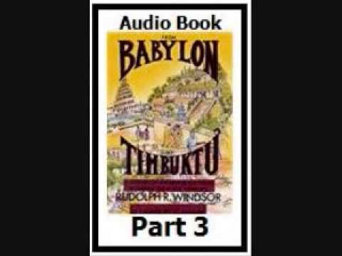 From Babylon To Timbuktu part3-audio/book