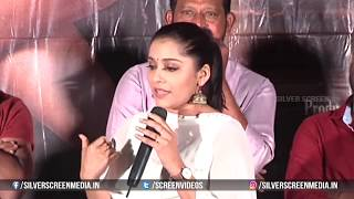 Anchor Rashmi Goutham  Speech @Anthaku Minchi Movie Press Meet