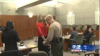 Ex-teacher accused of sex with teen boys ordered back to jail