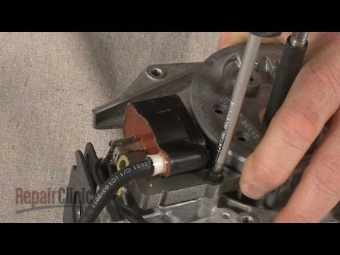 Edger Ignition Coil Replacement – Weed Eater Edger Repair (part #530039163)