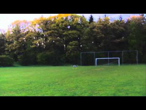 Quadcopter flight Turnigy H.A.L.