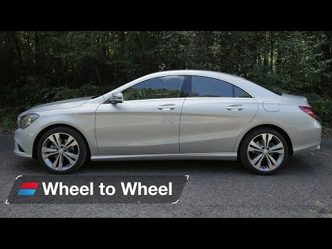 BMW 2 Series Coupe vs Mercedes-Benz CLA vs Audi A3 Saloon video 2 of 4