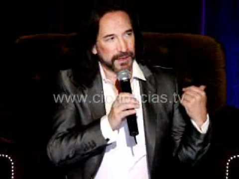 Presenta Marco Antonio Solís
