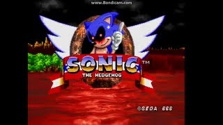 Sonic .EXE