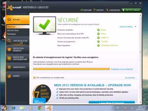 Avast Internet Security 7 +License Key 2038