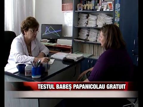 Testul Babes Papanicolau gratuit