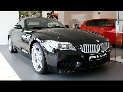 2014 Bmw Z4 Sdrive 35is M Sport Package Review Details