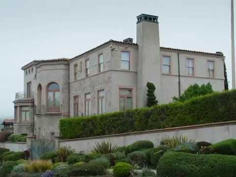 Robin Williams House : Awesome, Like a Castle House Design!