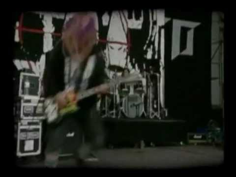 PROBOT - Dave Grohl & Max Cavalera - RED WAR - fan made music video