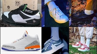 MY MOST ANTICIPATED SNEAKERS OF 2019!