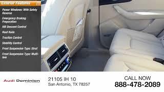 2019 Audi Q7 San Antonio TX 017876