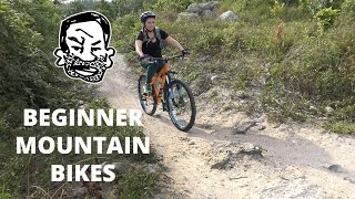 How to choose a beginner mountain bike - Mountain Biking Explained EP2