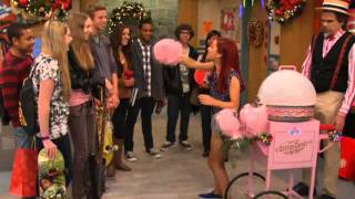 Victorious: Behind the Scenes of 'A Christmas Tori'
