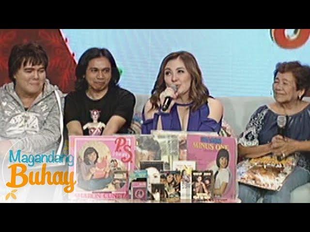 Magandang Buhay: Sharon Cuneta's message to her loyal fans