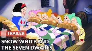 Snow White And The Seven Dwarfs 1937 Trailer | Disney