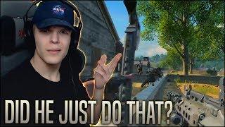 TOMAHAWK TRICKSHOT?! - (Call of Duty: Blackout Highlights)