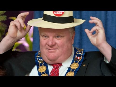 TORONTO MAYOR ROB FORD COMPILATION