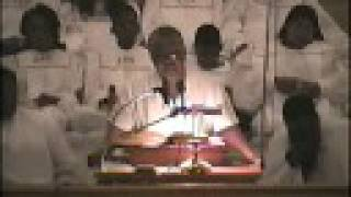 Ebenezer Sunday Night Broadcast - Solo. Sis. Catherine Wright (It Pays to Serve Jesus)