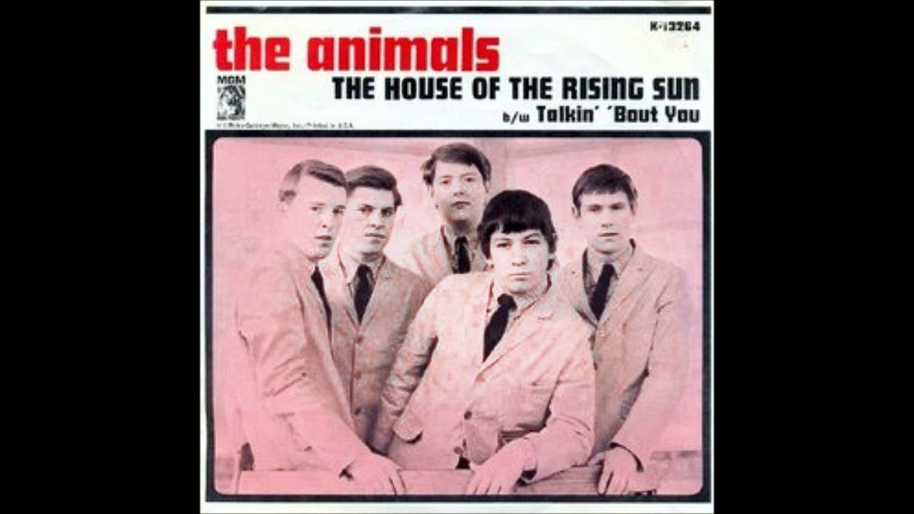 The animals house of the rising sun hq youtube for The sunhouse