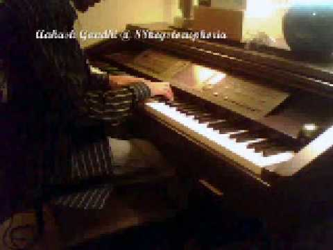 Maaeri (Euphoria) Piano Cover by Aakash Gandhi