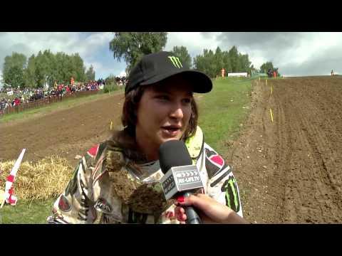 WMX NEWS Highllights - Round of Czech Rep - PACOV 2013 - Motocross