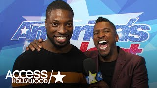 'AGT' Comedian Preacher Lawson Puts Access Hollywood On Blast! | Access Hollywood
