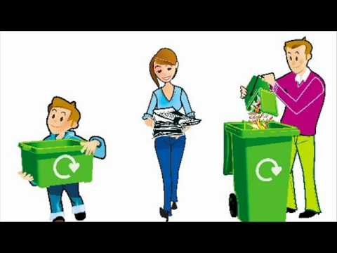 RECICLAJE video educativo primaria