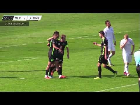 SESTŘIH: FK Mladá Boleslav - FC Hradec Králové 2:6