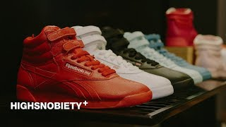How The Reebok Freestyle Hi Ruled NYCвs Union Square