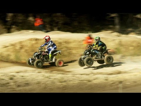 ATVWA   2014 Big Pete Memorial ATV Supercross - Ladies/Blasters RAW