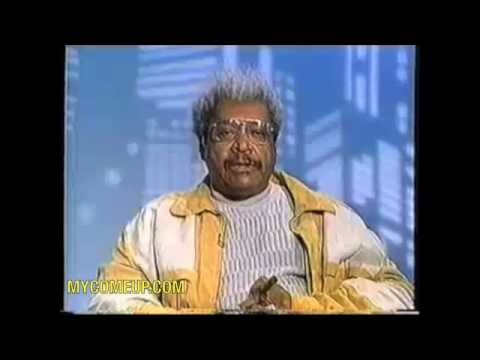 Don King Versus the British Audience