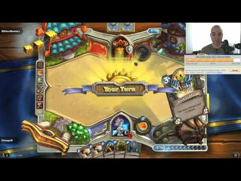 Cheapy Plays HearthStone and Wins Sometimes