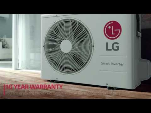 LG SMART INVERTER Klimatyzacja, Która Daje Komfort I Zdrowe Powietrze