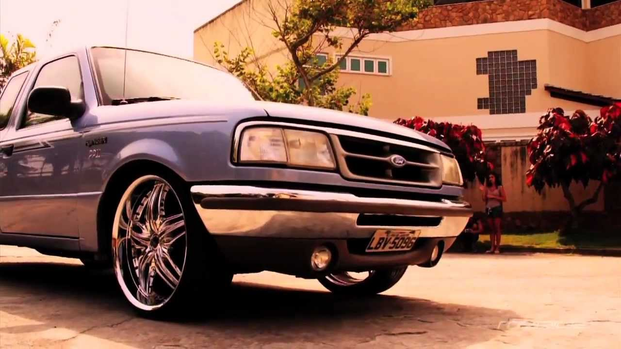 Ford Ranger Tuning >> MyRide - Ranger com rodas aro 22 - YouTube