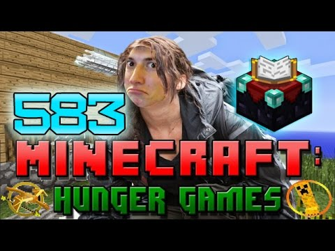 Minecraft: Hunger Games W mitch! Game 583 - Epic Enchants video