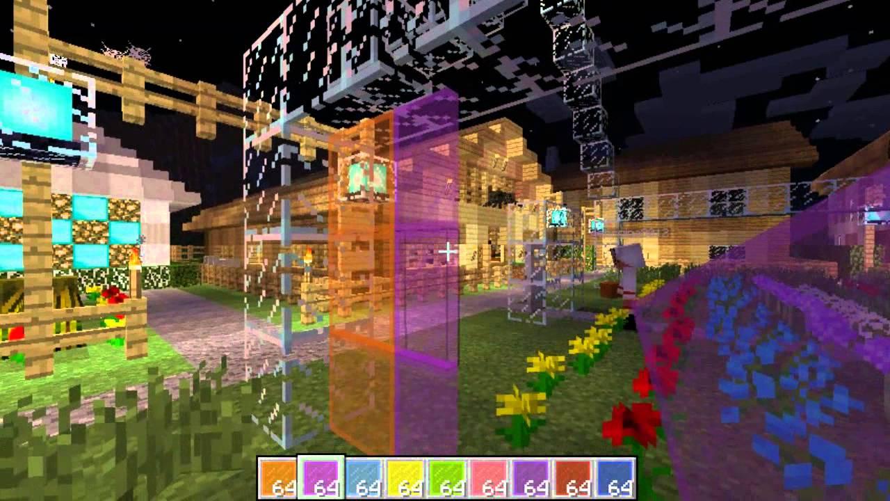 Simkraf Minecraft Server 1.7.2