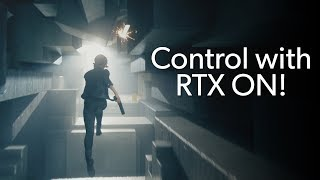 Control on PC review: 2080 Ti RTX On vs Off